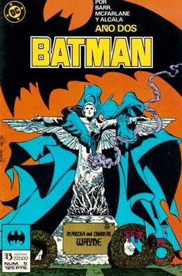 Batman (1987-1993) #5
