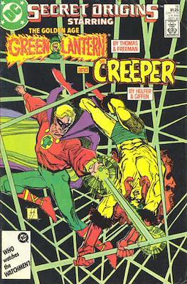 Secret Origins (Vol. 2 1986-1990) #18