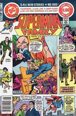 Superman's Pal, Jimmy Olsen / The Superman Family #207