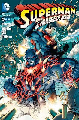 Superman: El hombre de acero (2013-2015) (Grapa) #3