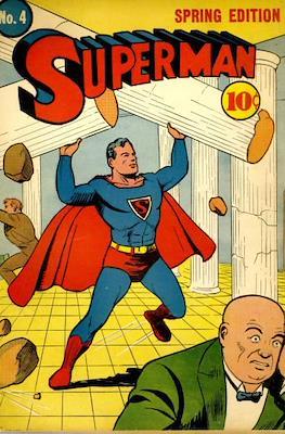 Superman Vol. 1 / Adventures of Superman Vol. 1 (1939-2011) #4
