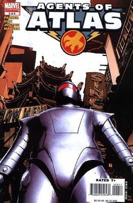 Agents of Atlas Vol. 1 (2006) #6