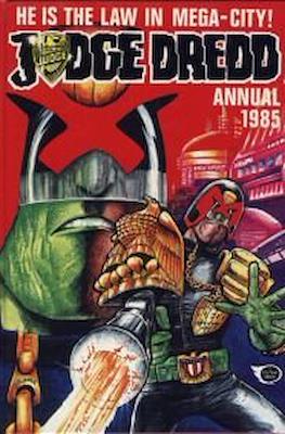 Judge Dredd Annual #5