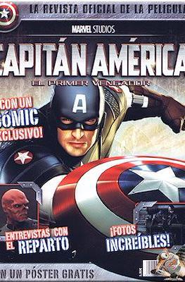 Capitan America. La revista oficial de la pelicula