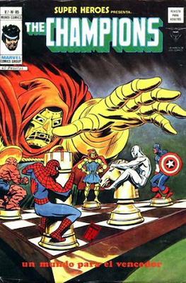Super heroes V.2 (Grapa, 48 páginas (1974-1980)) #85