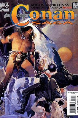 Conan Saga (Comic-book) #79