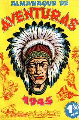 Almanaque de aventuras 1945