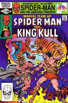 Marvel Team-Up Vol. 1 (Comic-Book) #112
