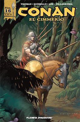 Conan el Cimmerio (Grapa 24-48-72 pp) #16