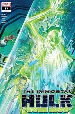 The Immortal Hulk (2018-) (Comic Book) #37