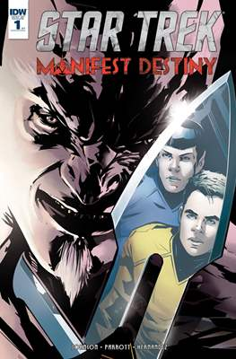 Star Trek: Manifest Destiny (Comic-book / Digital) #1