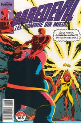 Daredevil Vol. 2 (1989-1992) (Grapa 32 pp) #16