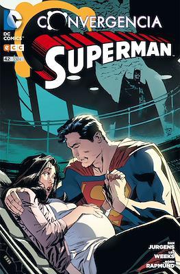 Superman. Nuevo Universo DC / Renacimiento (Grapa) #42