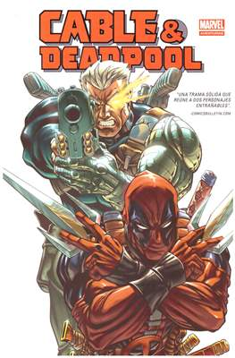 Cable & Deadpool Si la apariencia matara