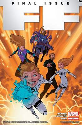 Future Foundation / FF (Vol. 1) #23