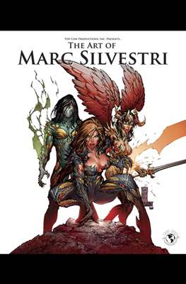 The Art of Marc Silvestri