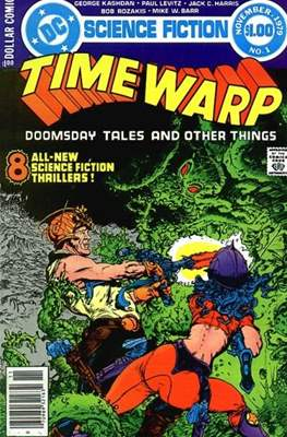Time Warp Vol. 1 (1979) (Cómic grapa) #1