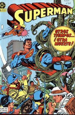 Superman (1984-1987) (Grapa 34 pp) #13