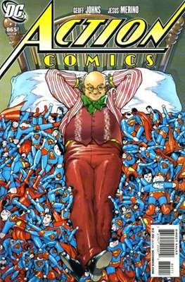 Action Comics Vol. 1 (1938-2011; 2016-) (Comic Book) #865