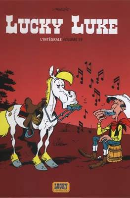 Lucky Luke - L'Intégrale (Cartoné) #19