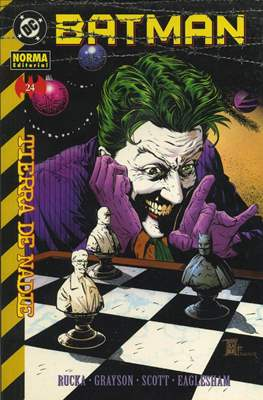 Batman (Rústica. 2001-2002) #24
