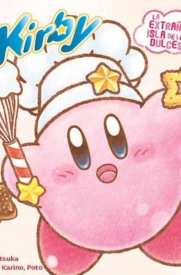 Kirby de las estrellas: La extraña isla de los dulces (Cartoné 32 pp) #