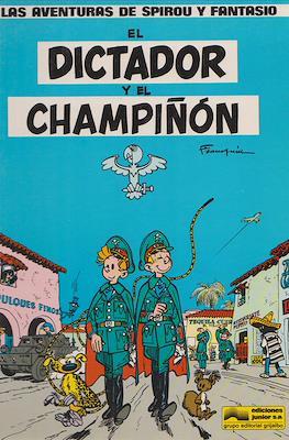 Las aventuras de Spirou y Fantasio #6