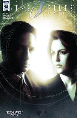 The X Files: Season 11 (Comic Book) #6