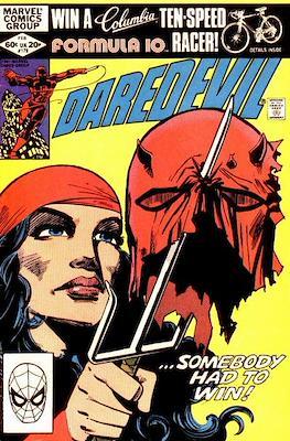 Daredevil Vol. 1 (1964-1998) (Comic Book) #179