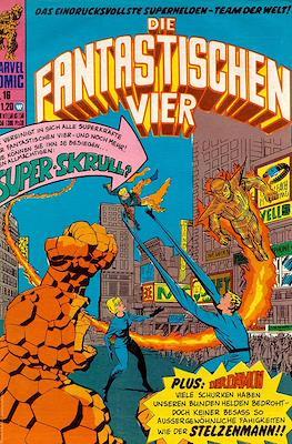 Die Fantastischen Vier (Heften) #16