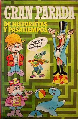 El Circo de la Alegría (Cartoné 44 pp) #2