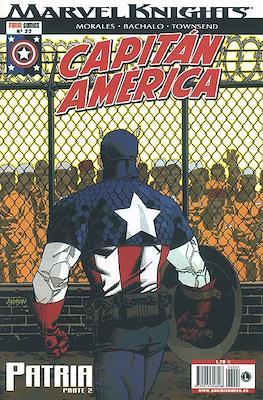 Capitán América vol. 5 (2003-2005) #22