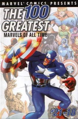 The 100 Greatest Marvels of All Time (Softcover) #2