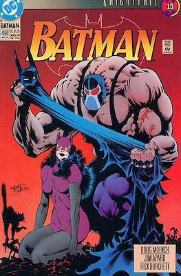Batman Vol. 1 (1940-2011) (Comic Book) #498