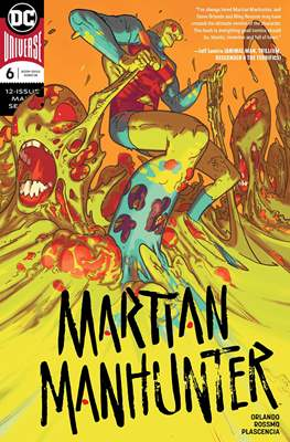 Martian Manhunter Vol. 5 (2018-...) (Comic Book) #6