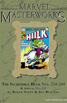Marvel Masterworks (Hardcover) #306