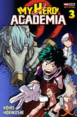 My Hero Academia (Rústica) #3