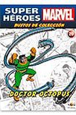 Super Héroes Marvel. Bustos de Colección #20