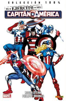 El Ejército del Capitán América. 100% Marvel