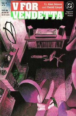 V for Vendetta (Comic Book) #2