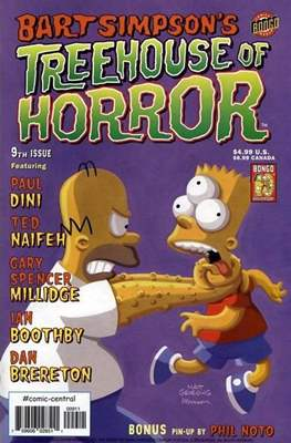 The Simpson's Treehouse of Horror #9