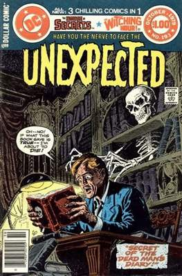 The Unexpected (Grapa) #193