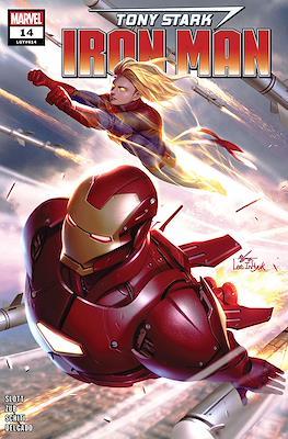 Tony Stark Iron Man (Comic Book) #14