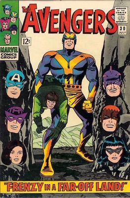 The Avengers Vol. 1 (1963-1996) (Grapa) #30