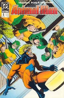 Animal Man (1988-1995) (Comic Book) #8