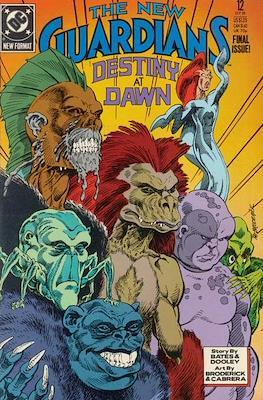 New Guardians Vol 1: (1988-1989) (comic-book.) #12