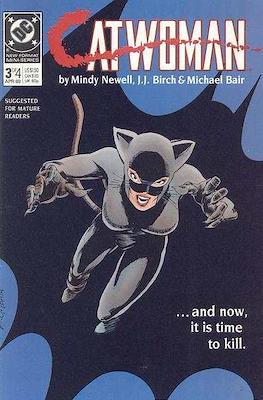 Catwoman Vol. 1 (1989) #3