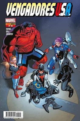 Vengadores USA (2017-2018) #10