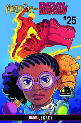 Moon Girl and Devil Dinosaur (Comic-book) #25