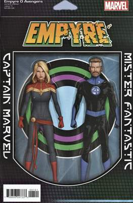 Empyre - The Avengers (Variant Cover) (Comic Book) #0